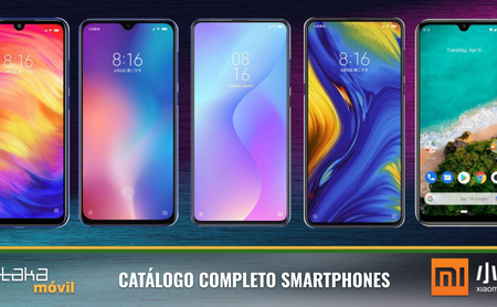 Xiaomi Mi A3, así encaja dentro del catálogo completo de smartphones Xiaomi en 2019