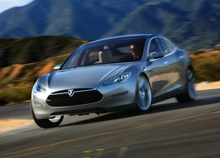Tesla Model S 2009 Prototipo