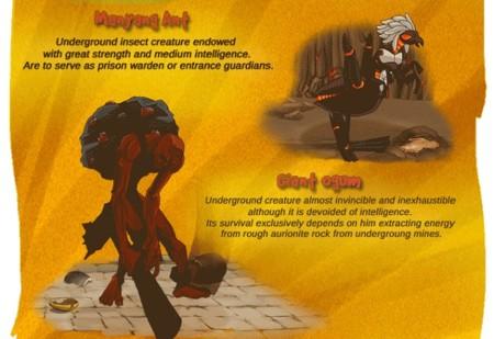 Aurion Enemigos