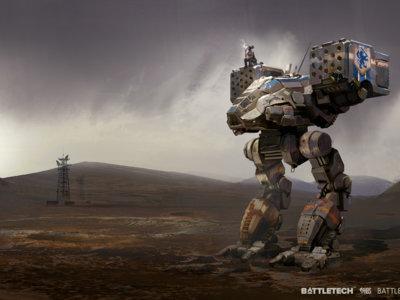 Tras arrasar en Kickstarter, Battletech se muestra en su primer gameplay comentado
