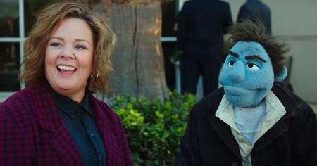 El delirante tráiler de '¿Quién está matando a los moñecos?' presenta la versión para adultos de los Teleñecos