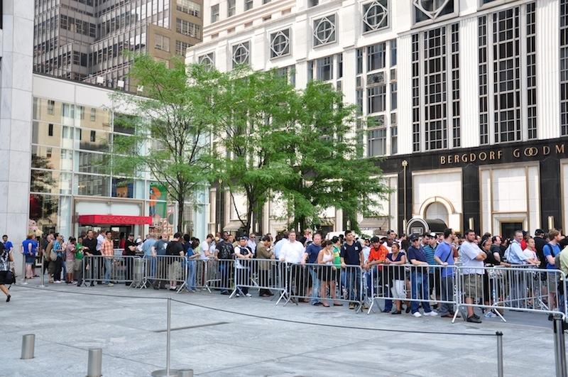 Foto de Lanzamiento iPhone 4 en Nueva York (32/45)