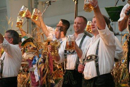 Oktoberfest, la fiesta de la cerveza en Valencia