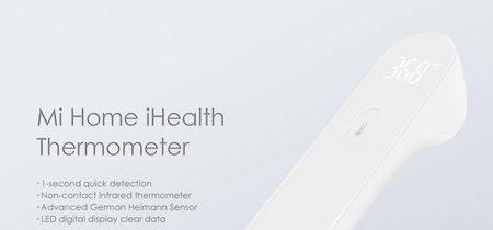 Oferta Flash: termómetro digital Xiaomi iHealth por 20,50 euros y envío gratis