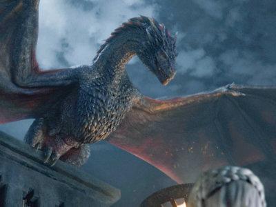 Así es como se le da vida a los majestuosos dragones de 'Game of Thrones'