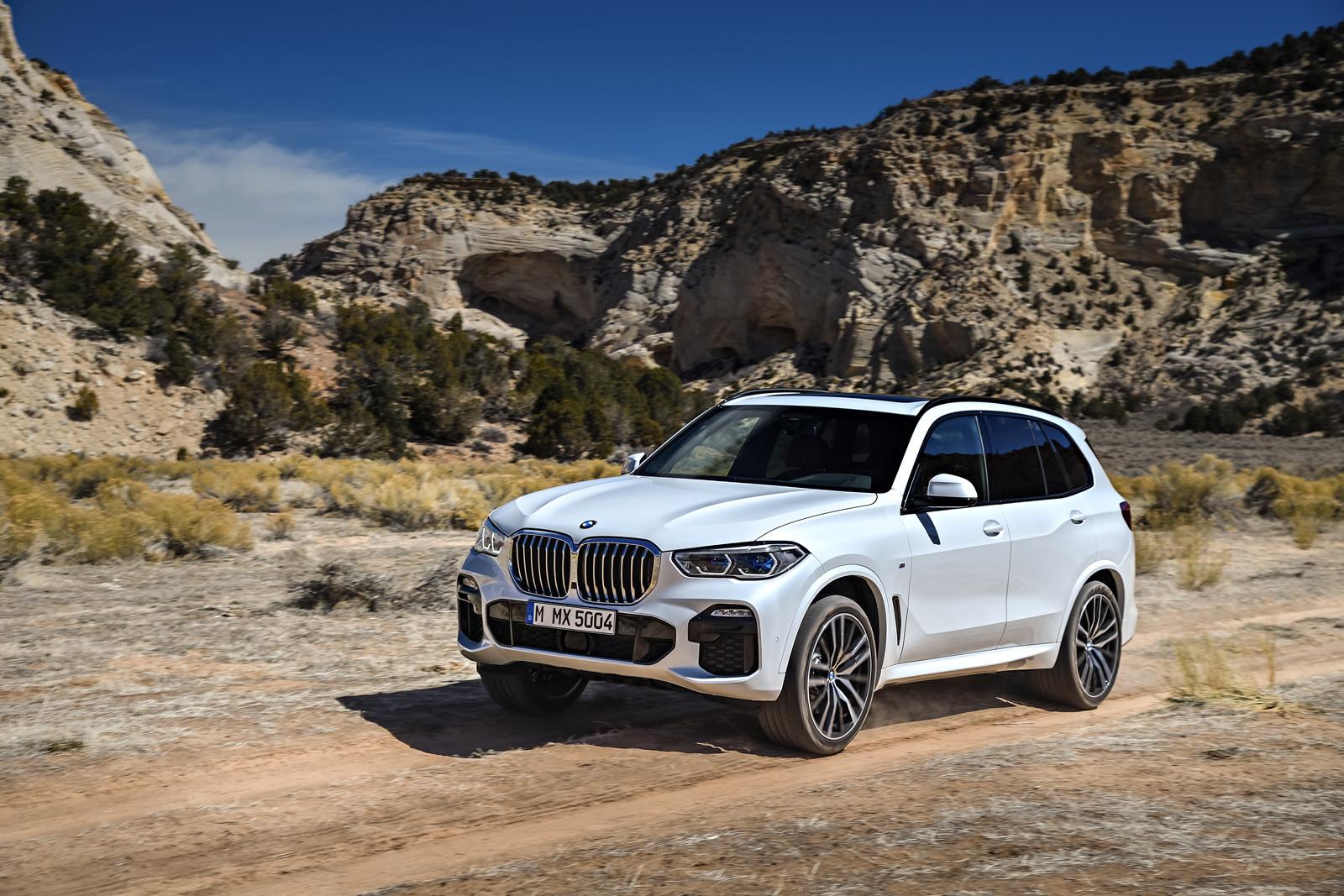 Foto de BMW X5 2018 (12/45)
