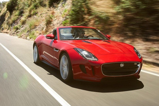 Foto de Jaguar F-Type (11/19)