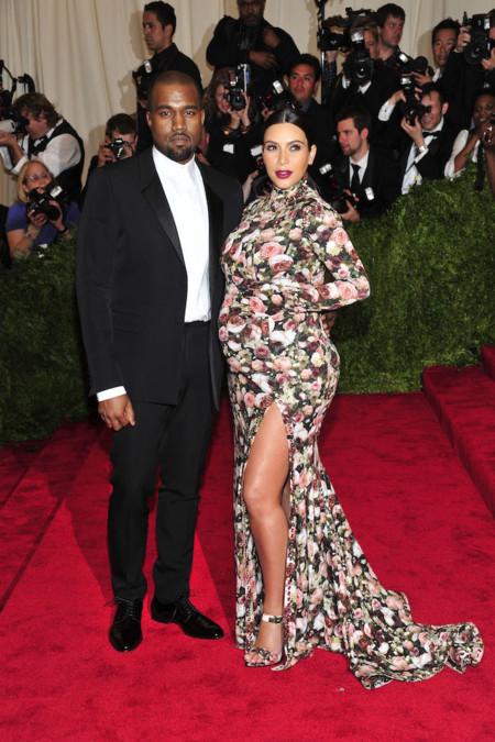 ¿Qué vestido escogerá Kim Kardashian en la Gala del MET 2014? ¿Balmain, Givenchy, Lanvin u otro?