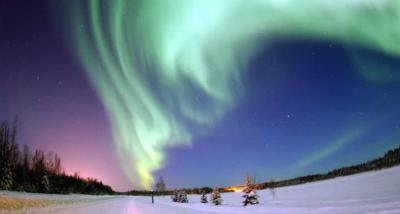 Así se producen las fascinantes auroras boreales