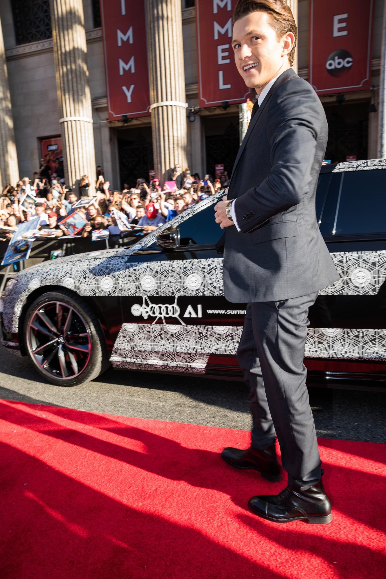 Foto de Audi A8 2017 (36/134)