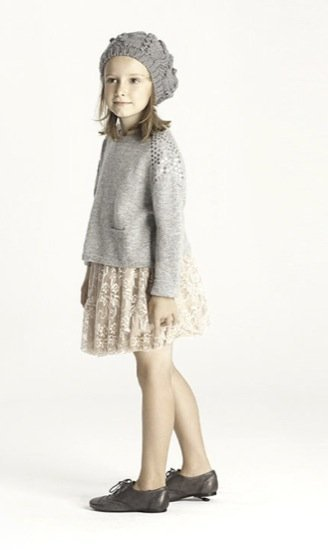 5802ea8b8 Zara, colección Otoño-Invierno 2010/2011: la ropa para los niños y ...