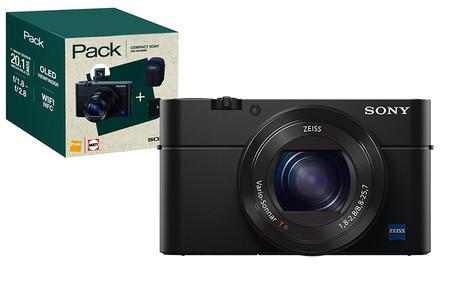 Sony R100 Iii Pack