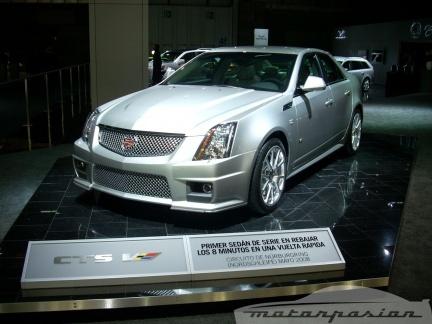 Cadillac, Corvette y Hummer en el Salón de Madrid