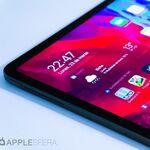 El nuevo iPad Pro de 12,9 pulgadas aumentará su grosor en 0,5mm para su pantalla mini-LED, según MacRumors
