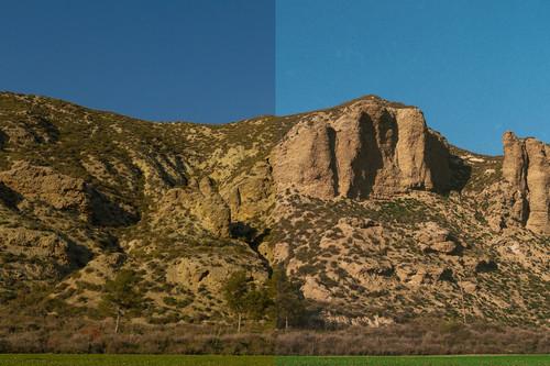 Así puedes conseguir un look de película fotográfica en Photoshop