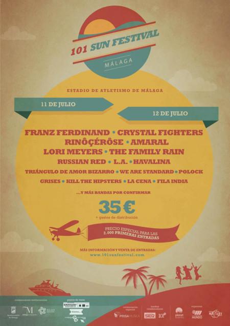 Cartel 101 Sun Festival