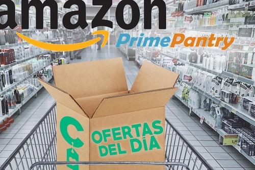 Mejores ofertas del 14 de Octubre para ahorrar en la cesta de la compra con Amazon Pantry