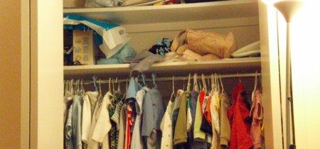 Cómo tiene que ser el armario básico del recién nacido
