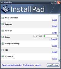 Installpad, descarga tus aplicaciones favoritas cómodamente
