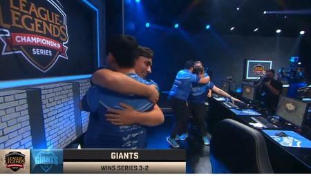 Giants devuelve el LoL español a la LCS tras lograr el ascenso