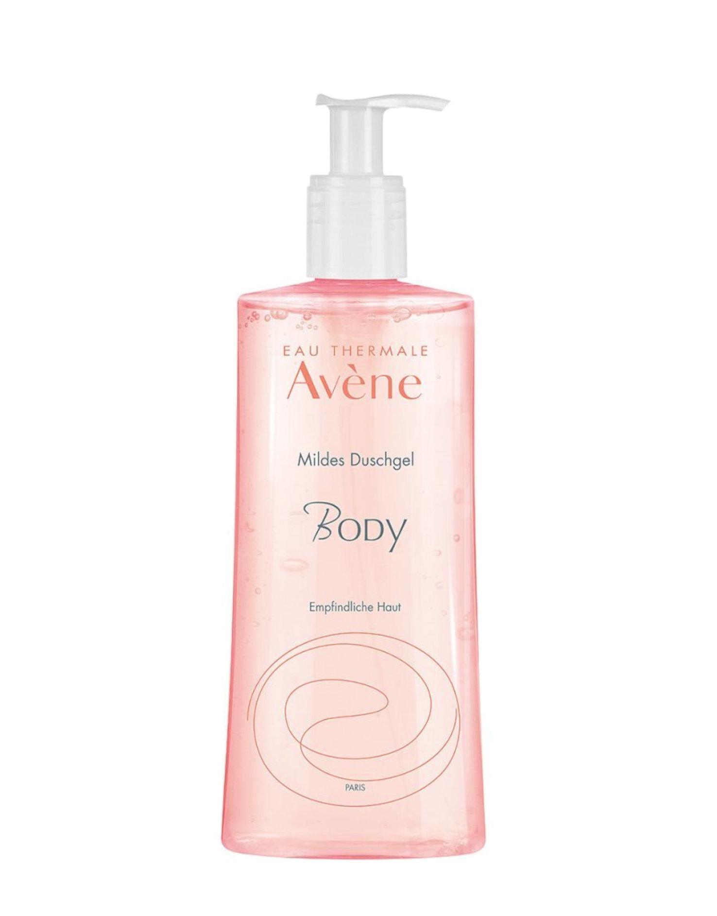 Gel de ducha suave para pieles sensibles de Avène