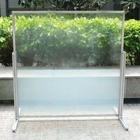Estas ventanas rellenas de hidrogel capturan el calor durante el día y lo liberan por la noche ahorrando en climatización