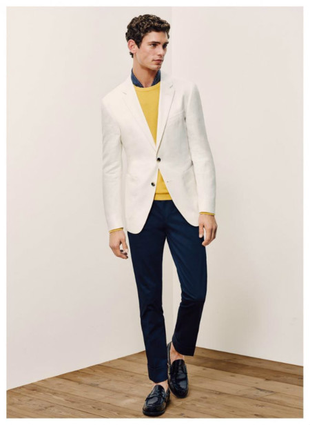 Tommy Hilfiger Tailored 2016 Spring Summer Look Book 002
