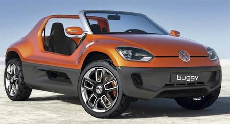 ¿Veremos un modelo de producción del Volkswagen Buggy Up!?