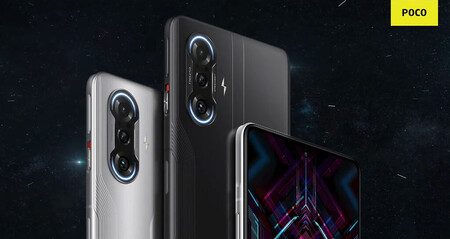 POCO F3 GT: su primer smartphone gamer con 120 Hz, RGB y gatillos físicos es para la gama media-alta de menos de 7,500 pesos