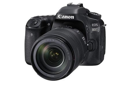 Canon Eos 80d 18 135