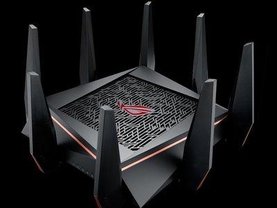 RoG Rapture GT-AC5300, el nuevo router supervitaminado de Asus para los  jugones de la casa