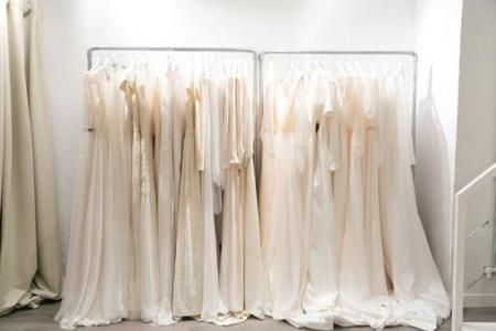 David Christian colección novias