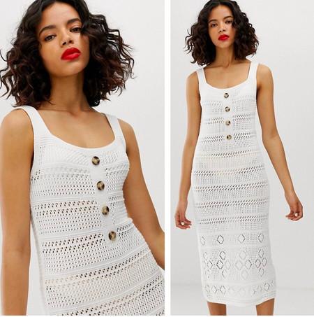 Blanco Crochet