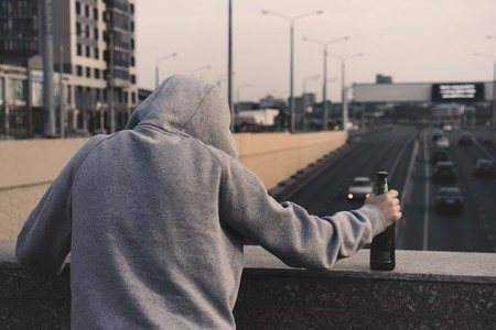 alcohol-agresividad