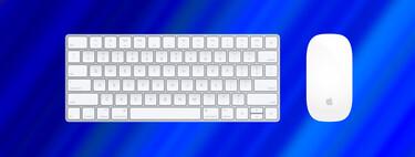 El kit de Magic Keyboard y Magic Mouse 2 está por menos de 120 euros en eBay con envío desde España: completa tu nuevo Mac mini M1