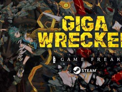Giga Wrecker, el juego de los desarrolladores de Pokémon ya llegó a Steam