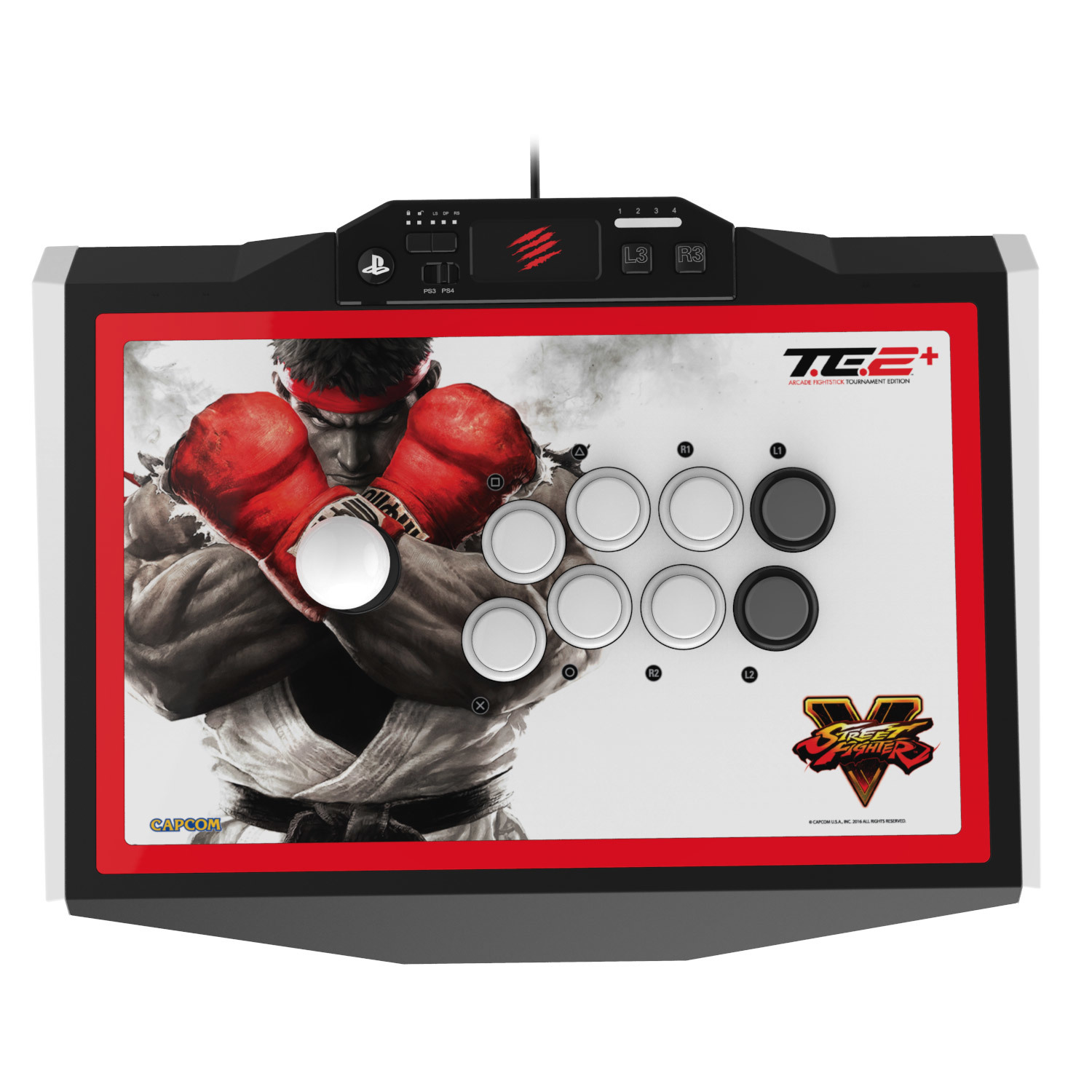 Foto de Mad Catz, Street Fighter V (7/8)