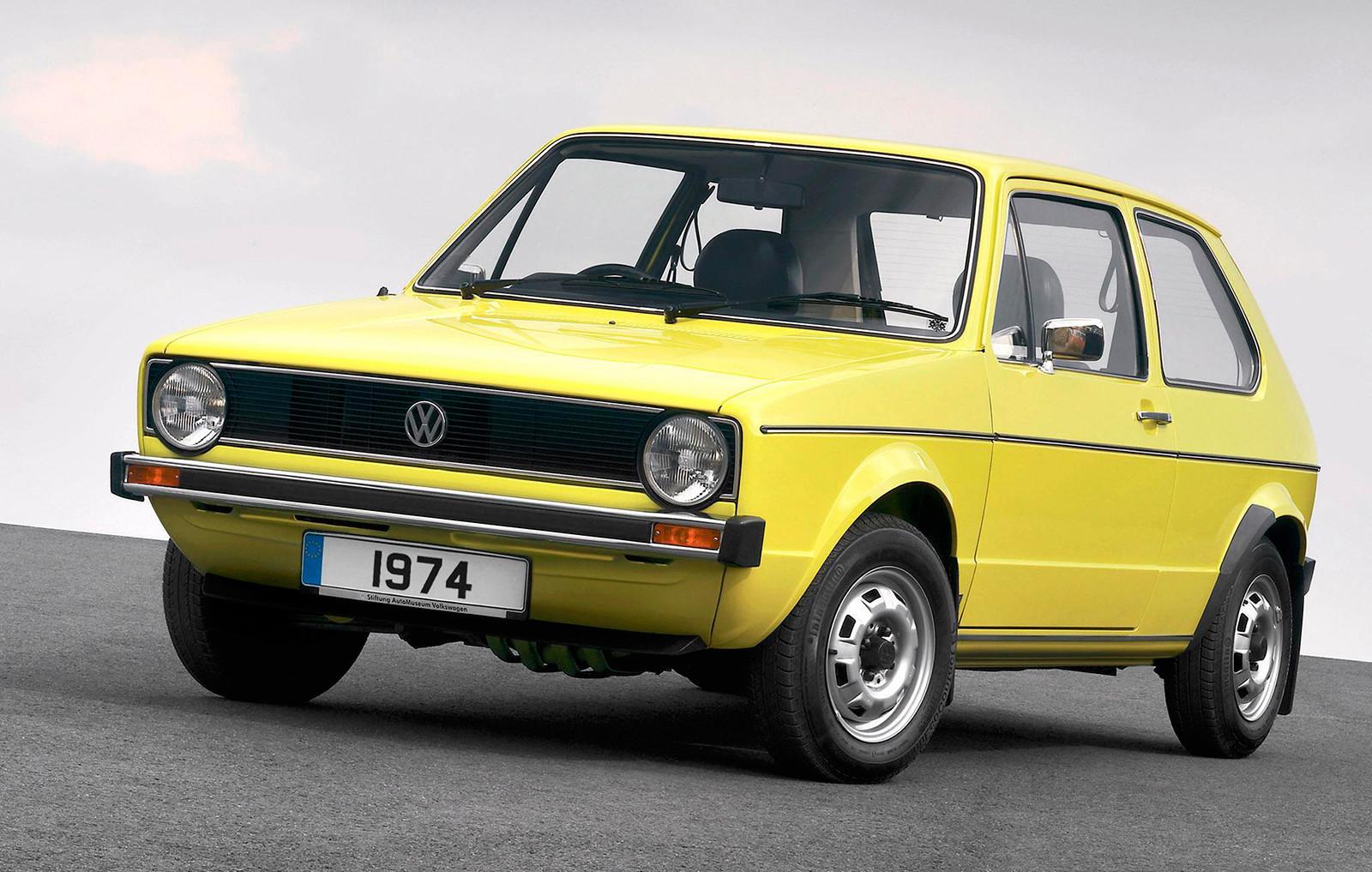 Foto de Volkswagen Golf MK1 - 1974 (11/15)
