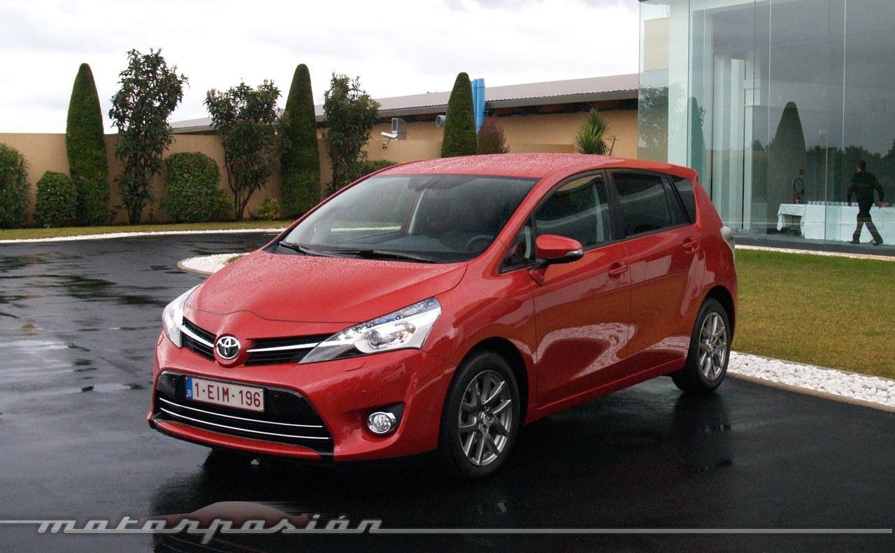 Toyota Verso 2013 (presentación)