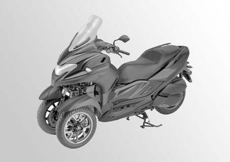 Yamaha 3ct 4