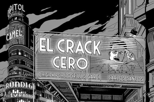 'El crack cero': una estimable precuela donde José Luis Garci rinde homenaje al cine negro y el Madrid de los 70