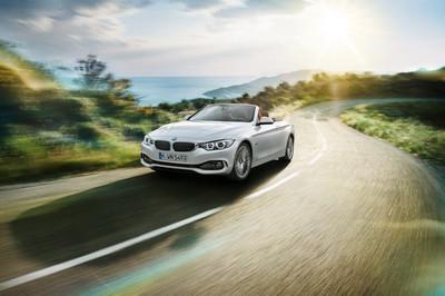 BMW presenta el Serie 4 Convertible