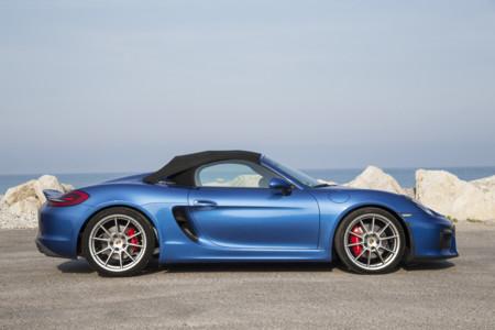 Porsche Boxster Spyder Toma Contacto 30