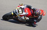Carmelo Morales finalmente en el Mundial de Moto2