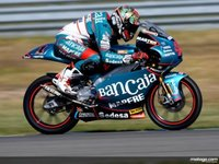 Gabor Talmacsi se anota la pole de 125cc