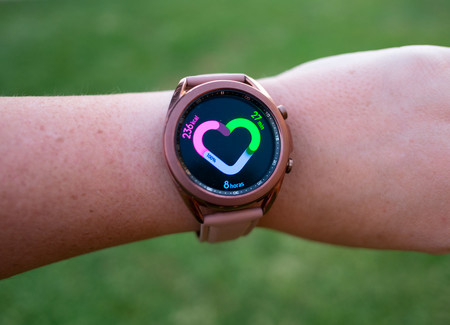 Samsung Galaxy Watch 3 Objetivos 01