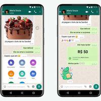 WhatsApp reactiva su sistema de pagos en Brasil para el envío de dinero entre particulares