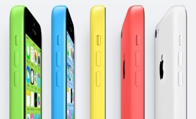 ¿Poca demanda del iPhone 5c? Rumores de reducción de producción