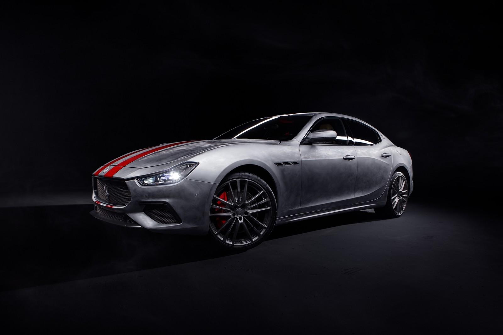 Foto de Maserati Fuoriserie (3/52)