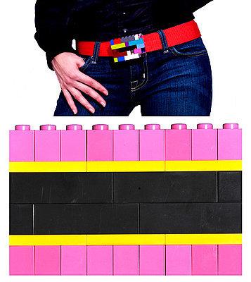 Cinturones Lego